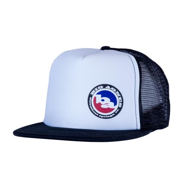 Big Agnes - Logo TRUCKER Hat FLAT BILL