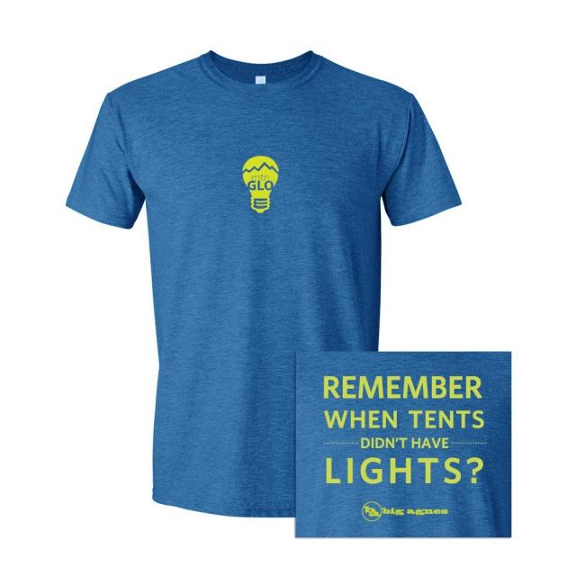 Big Agnes - T-shirt: Men's mtnGLO