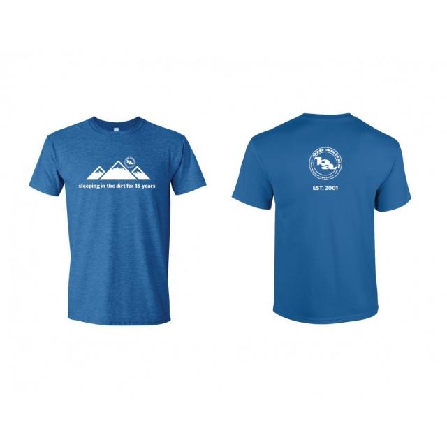 Big Agnes - T-shirt: 15th Anniversary