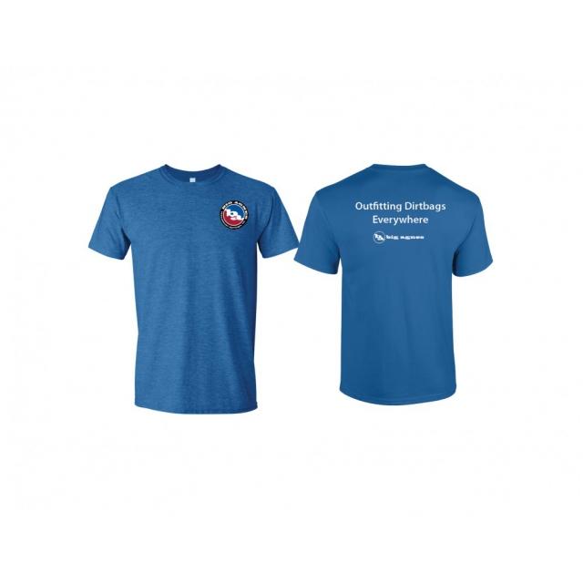 Big Agnes - T-shirt: Men's BA Logo