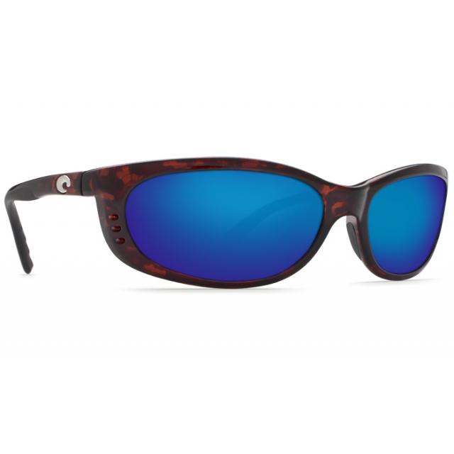 Costa - Fathom - Blue Mirror 580P
