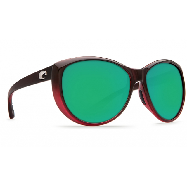 Costa - La Mar  - Green Mirror 580P