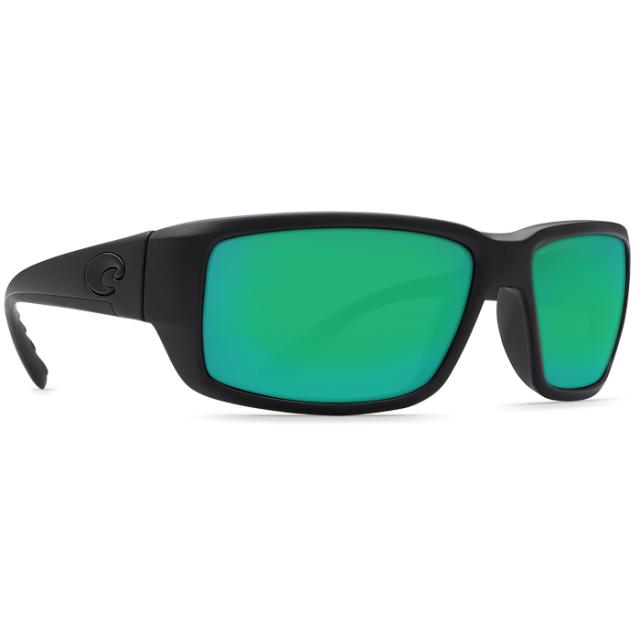 Costa - Fantail -  Green Mirror Glass