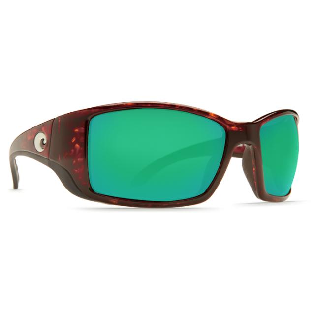 Costa - Blackfin -  Green Mirror Glass - W580