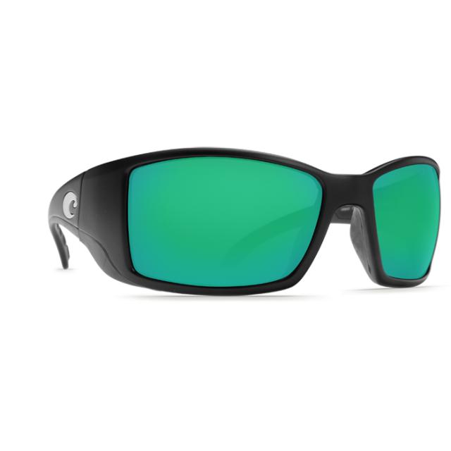Costa - Blackfin -  Green Mirror Glass