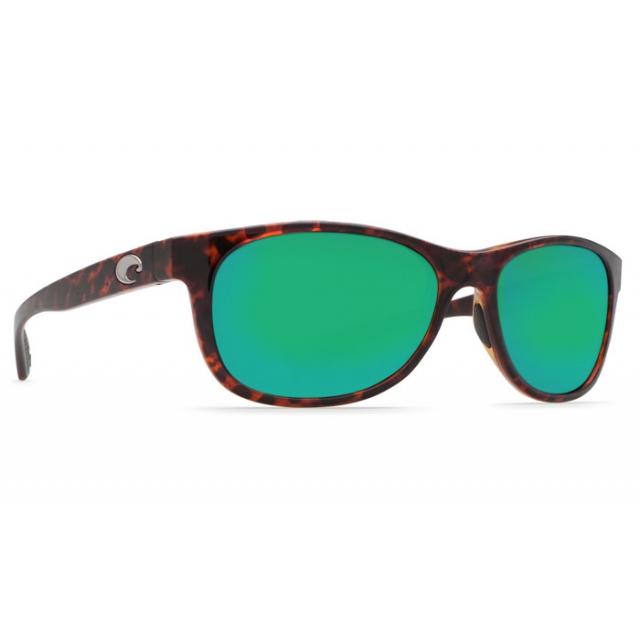 Costa - Prop -  Green Mirror Glass - W580