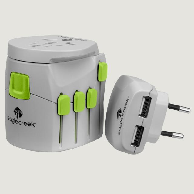 Eagle Creek - USB Universal Travel Adapter Pro