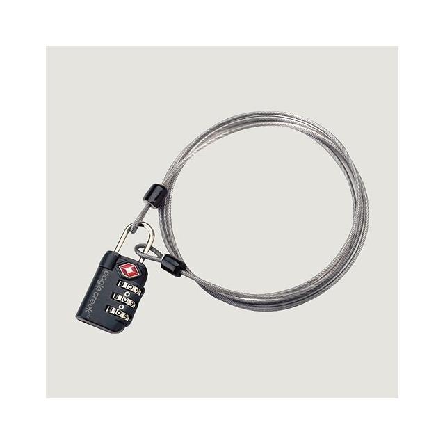 Eagle Creek - 3-Dial TSA Lock & Cable