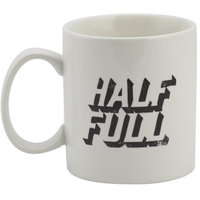 Life Is Good - Half Full Jake's Mug
