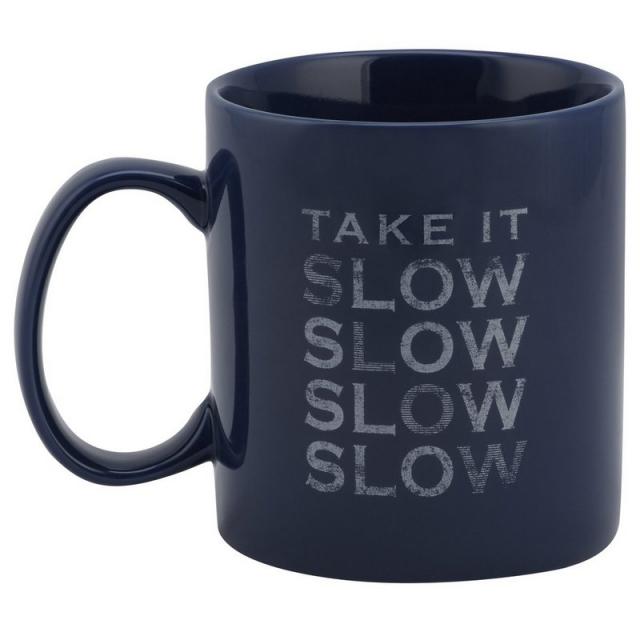 Life Is Good - Take It Slow Jake's Mug