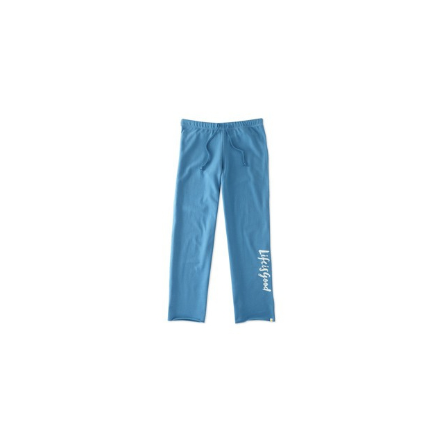 Life Is Good - Lounge Pant - Women's-Denim-S
