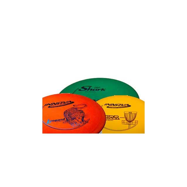 Innova - Beginner Disc Golf Disc Set