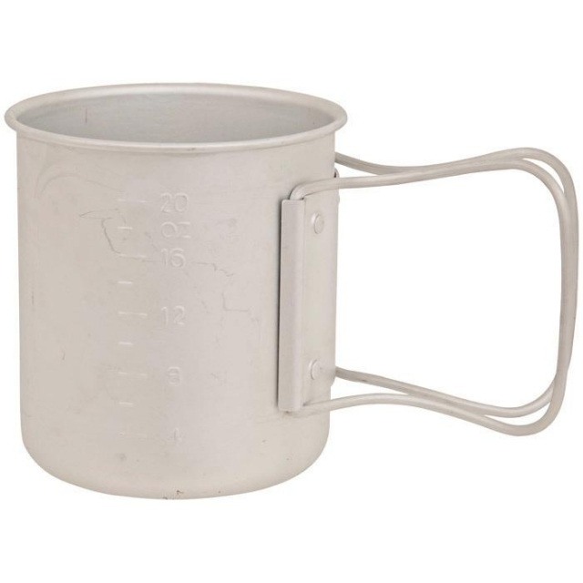 Olicamp - Space Saver Mug 24oz::One Color