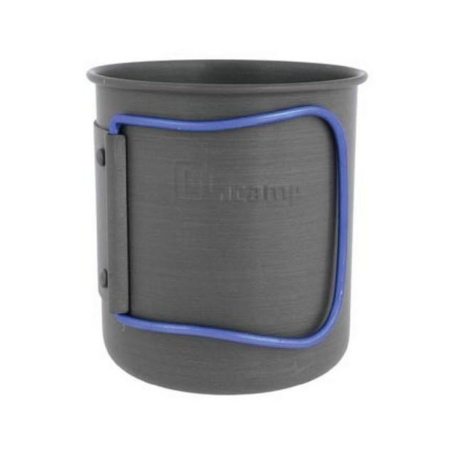 Olicamp - Space Saver Mug Hard Anodized