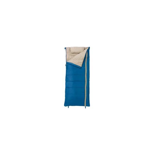 Slumberjack - Timberjack 20 Degree Rectangular Sleeping Bag - In Size: Regular Length/Right Side Zipper