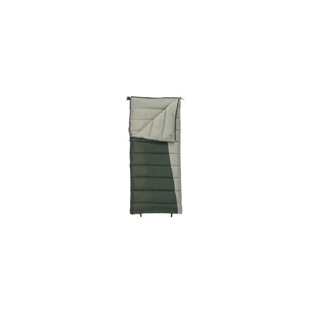 Slumberjack - Forest 20 Degree Rectangular Sleeping Bag - In Size: Regular Length/Right Side Zipper