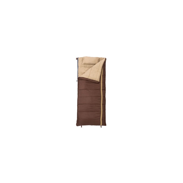 Slumberjack - Timberjack 0 Degree Rectangular Sleeping Bag - In Size: Regular Length/Right Side Zipper