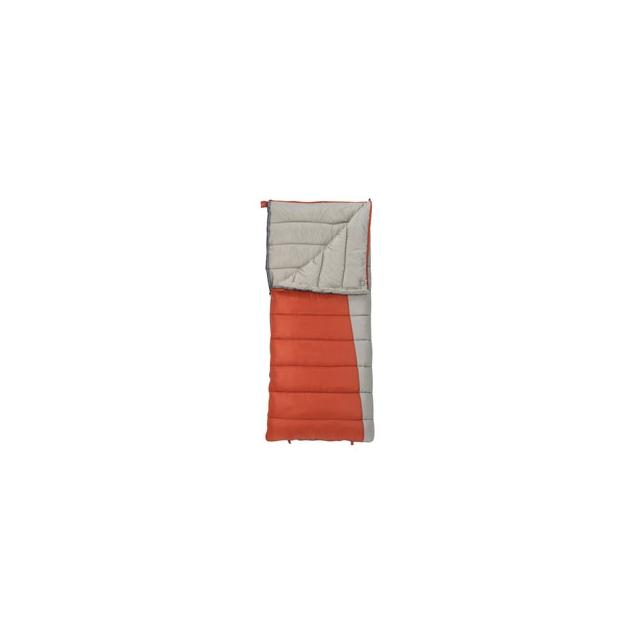 Slumberjack - Forest 0 Degree Rectangular Sleeping Bag - In Size: Regular Length/Right Side Zipper