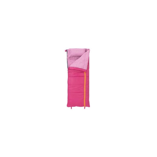 Slumberjack - Kit 40 Rectangular Sleeping Bag - Girl's - In Size: Short Right