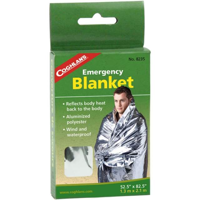 Coughlan's - Coghlans Emergency Blanket