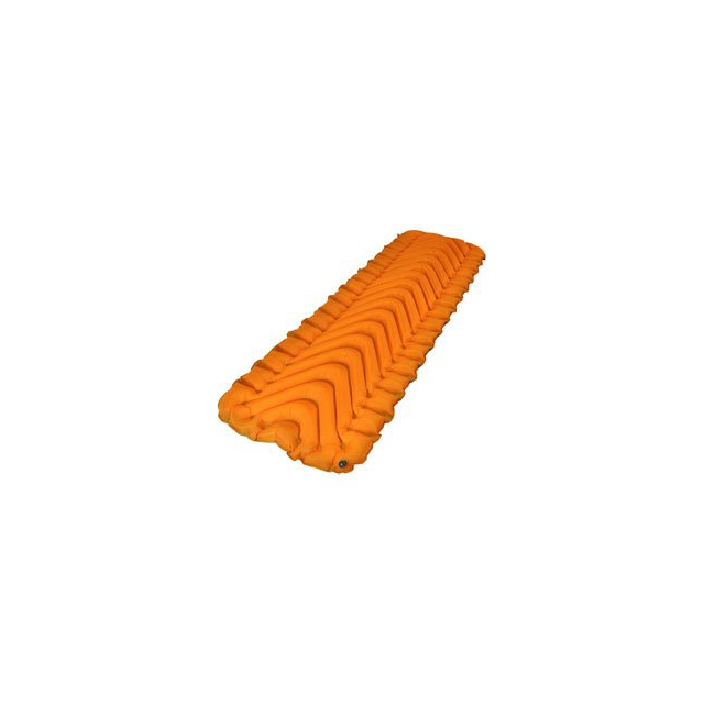 Klymit Sleeping Pads - Insulated Static V Lite - Orange/Grey