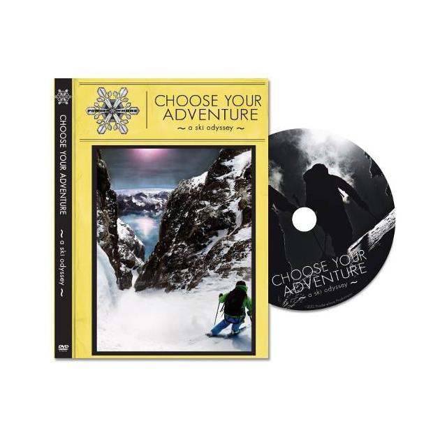 Powderwhore - Choose Your Adventure: A Ski Odyssey -