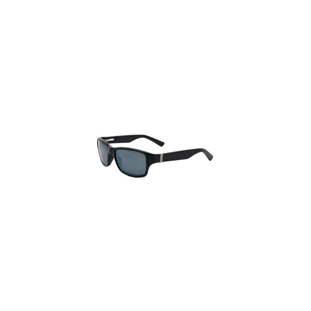 Switch Sunglasses - Zealot Polarized And Mirrored Interchangeable Lens Sunglasses - Shiny Black/Grey polarized Blue Mirror