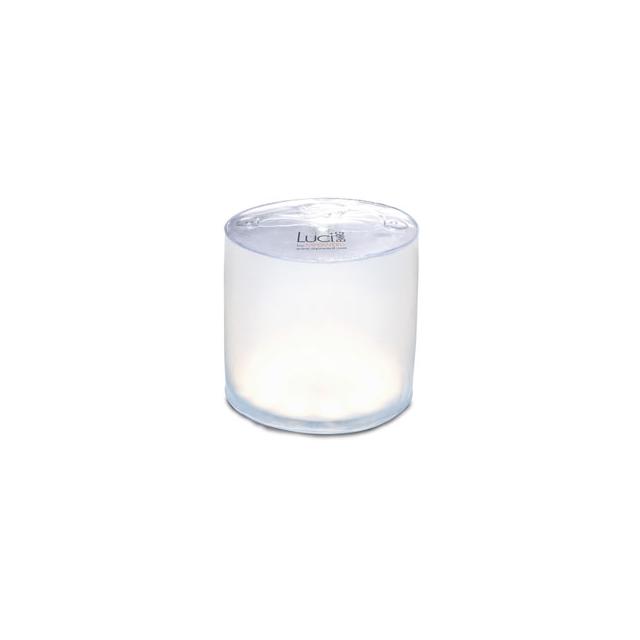 MPOWERD - Luci EMRG Solar Lantern - White/Red