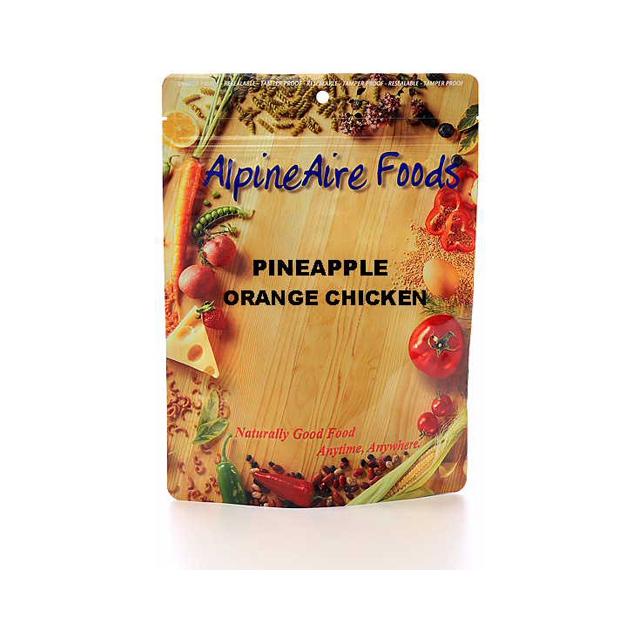 AlpineAire - AlpineAire Pineapple Orange Chicken