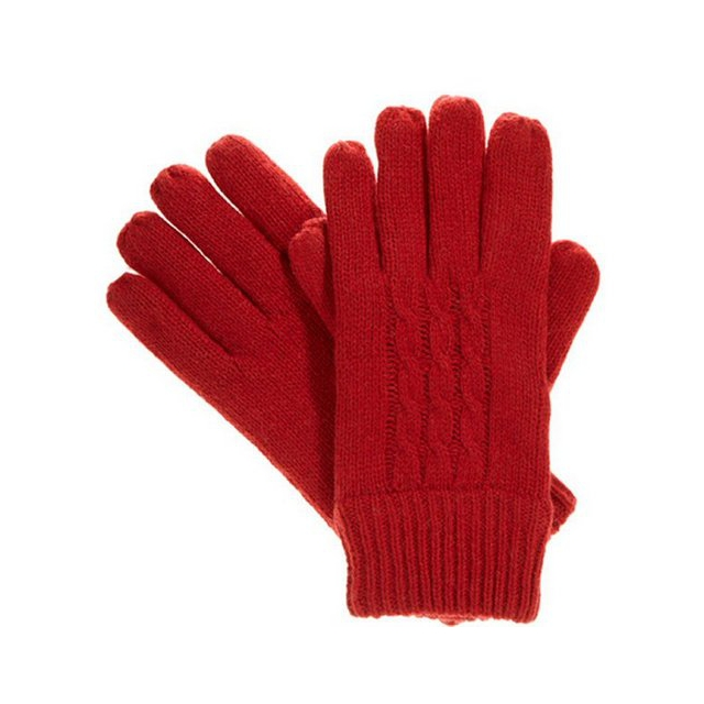 Manzella - Womens Cable Knit Glove