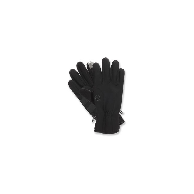 Manzella - Equinox Ultra Touch Tip Glove - Women's - Black In Size
