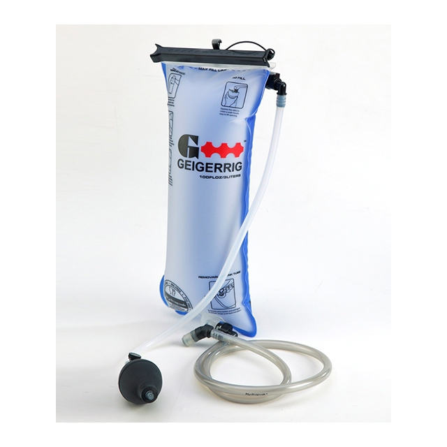 Geigerrig - 3 Liter Engine