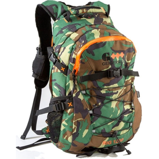 Geigerrig - Rig 1200 100 oz Hydration Pack