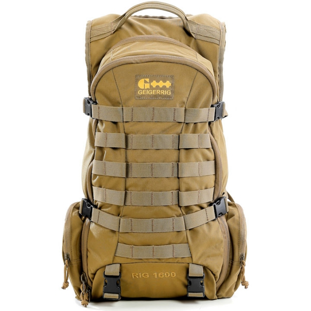 Geigerrig - Tactical 1600 100oz Hydration Pack