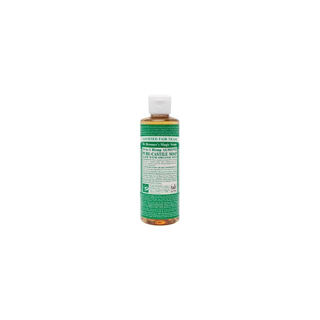Dr Bronner's - Dr. Bronner's Castile Liquid Soap