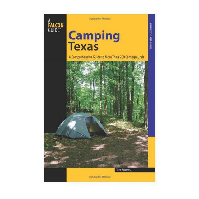 Globe Pequot Press - Camping Texas