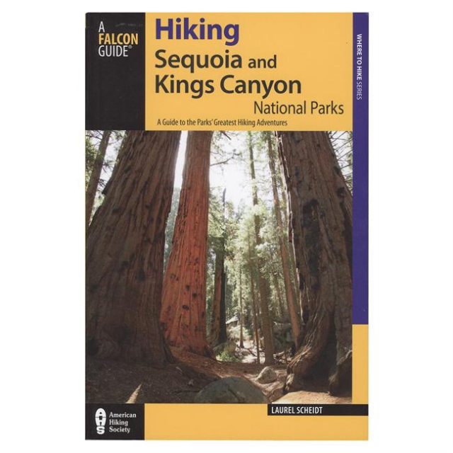 Globe Pequot Press - Hiking Sequoia and Kings Canyon National Parks