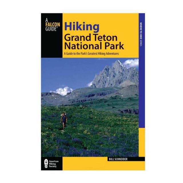Globe Pequot Press - Hiking Grand Teton National Park