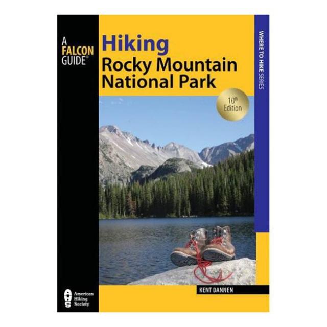 Globe Pequot Press - Hiking Rocky Mountain National Park