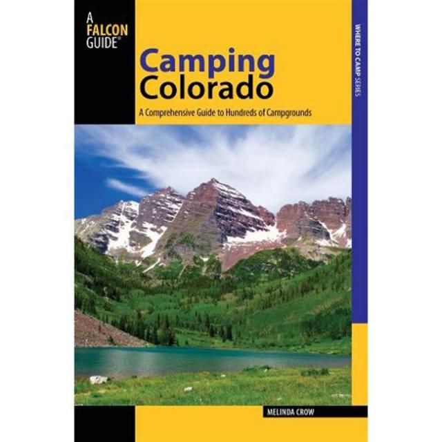 Globe Pequot Press - Camping Colorado