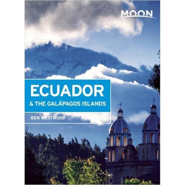 Perseus Distribution - Moon: Ecuador & the Galapagos Islands