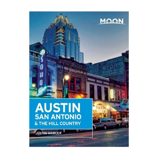 Perseus Distribution - Moon: Austin, San Antonio & the Hill Country