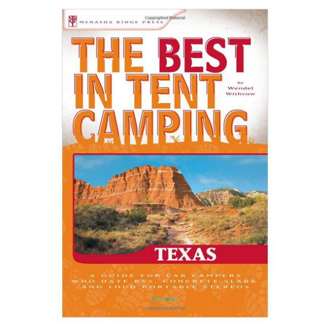 Perseus Distribution - Best in Tent Camping: Texas