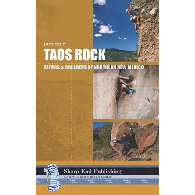 Sharp End Publishing - Taos Rock Foley