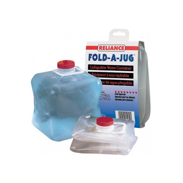 Reliance - Reliance Fold-A-Jug 1 Gallon Water Jug