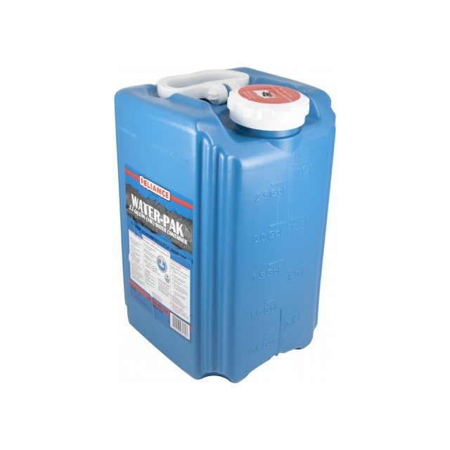 Reliance - Reliance 2.5 Gallon Water-Pak Water Container