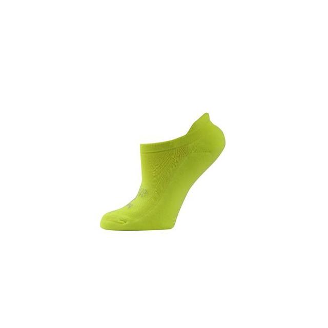 Balega - Hidden Comfort Running Sock Adults', Zesty Lemon, S