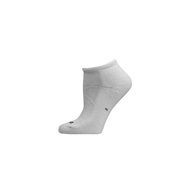 Balega - Zulu Quarter Running Sock 3-Pack Adults', White, M