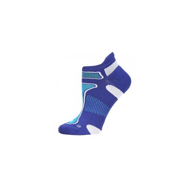 Balega - Ultra Light No Show Sock Women's, Royal/White, S