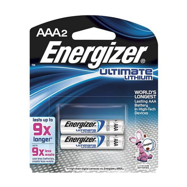 Energizer - Lithium AAA